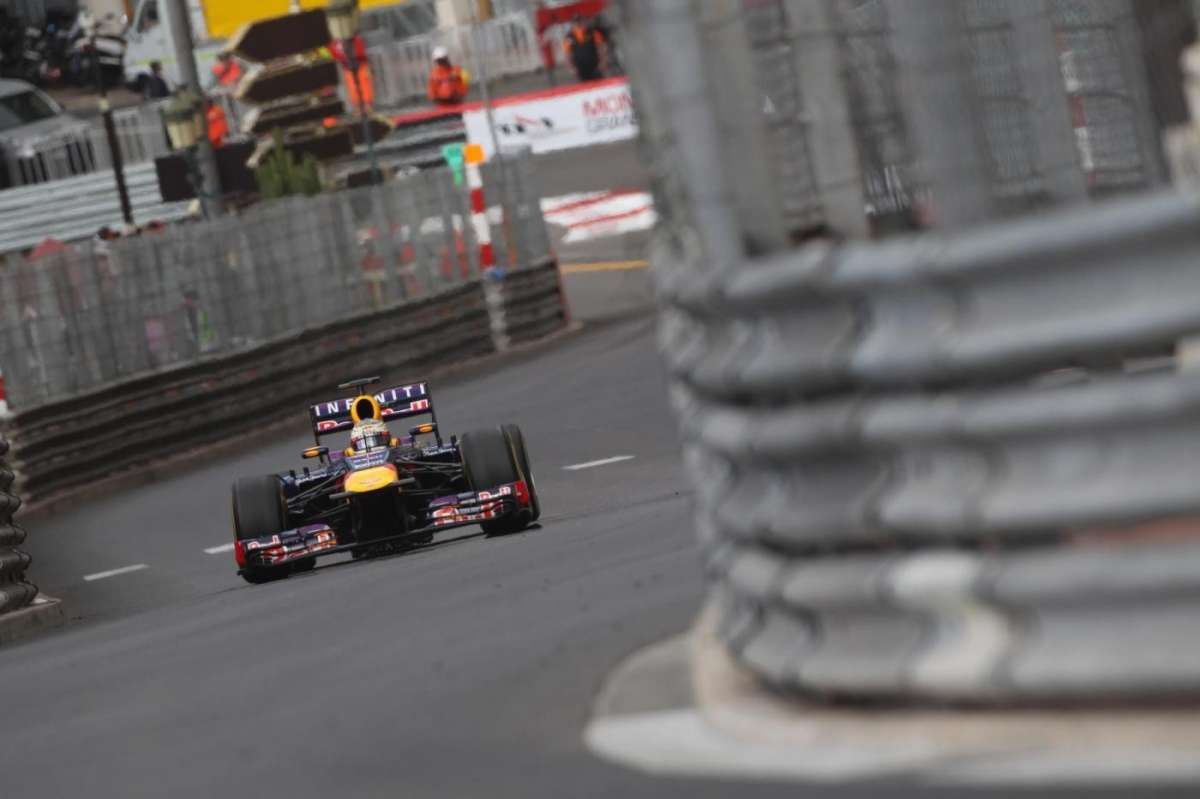 GP Monaco F1 2013, qualifiche - 34