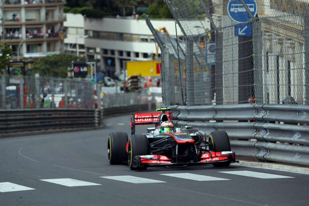 GP Monaco F1 2013, qualifiche - 35