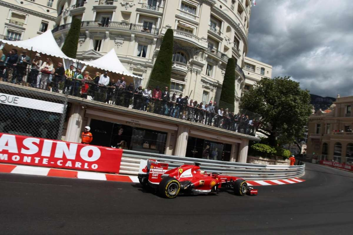 GP Monaco F1 2013, qualifiche - 36