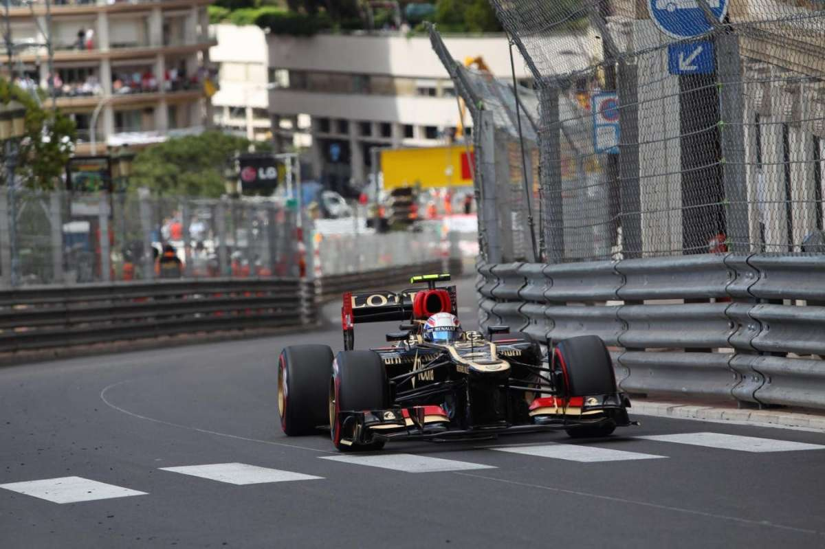 GP Monaco F1 2013, qualifiche - 37