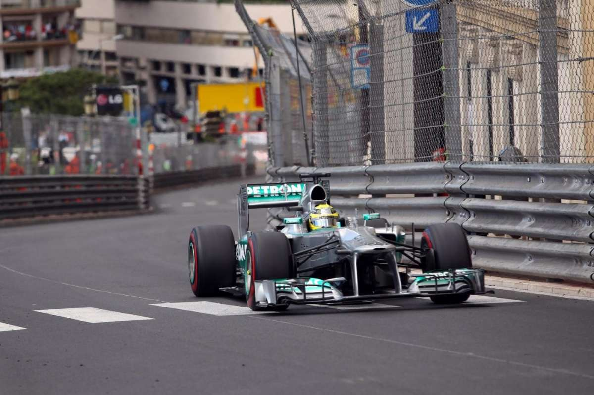 GP Monaco F1 2013, qualifiche - 38