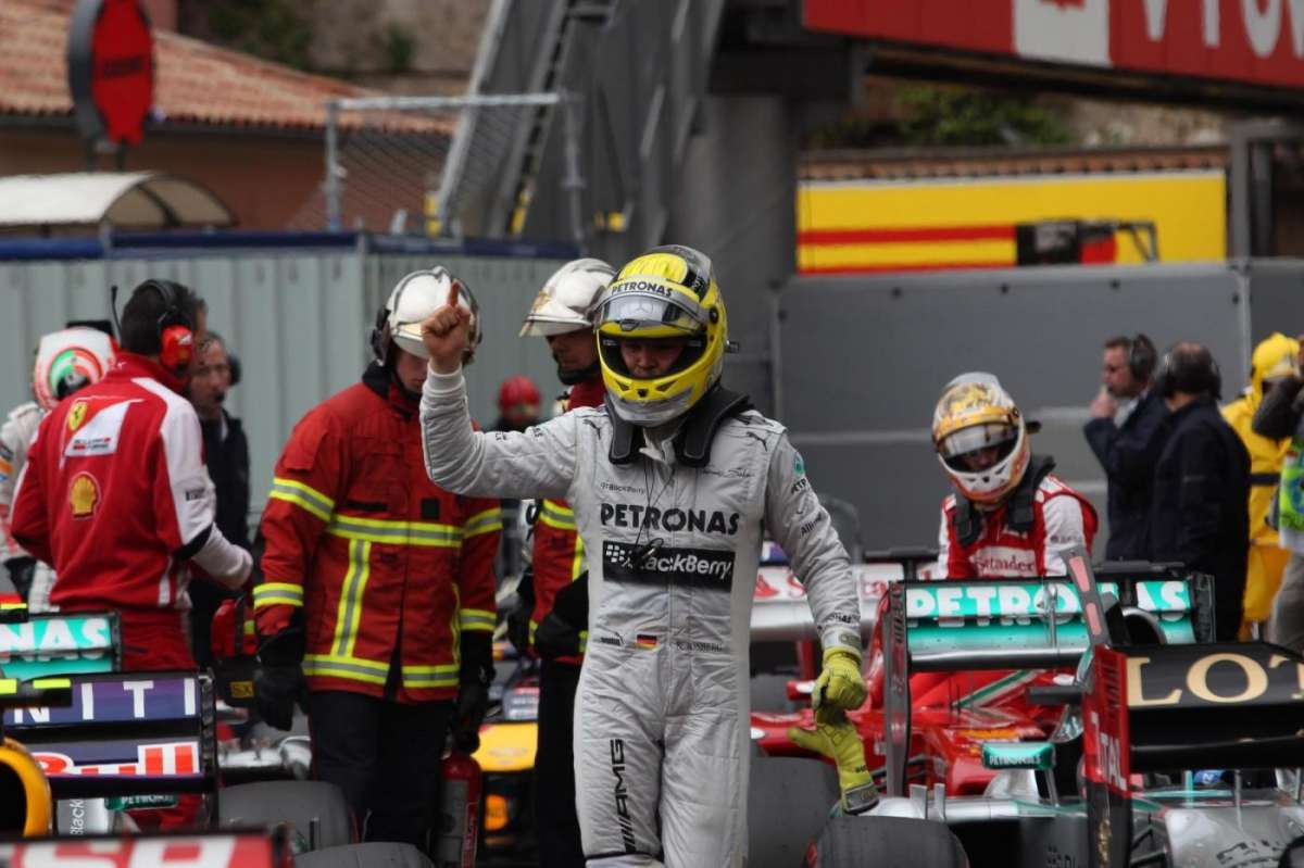 qualifiche GP Monaco F1 2013 - 01