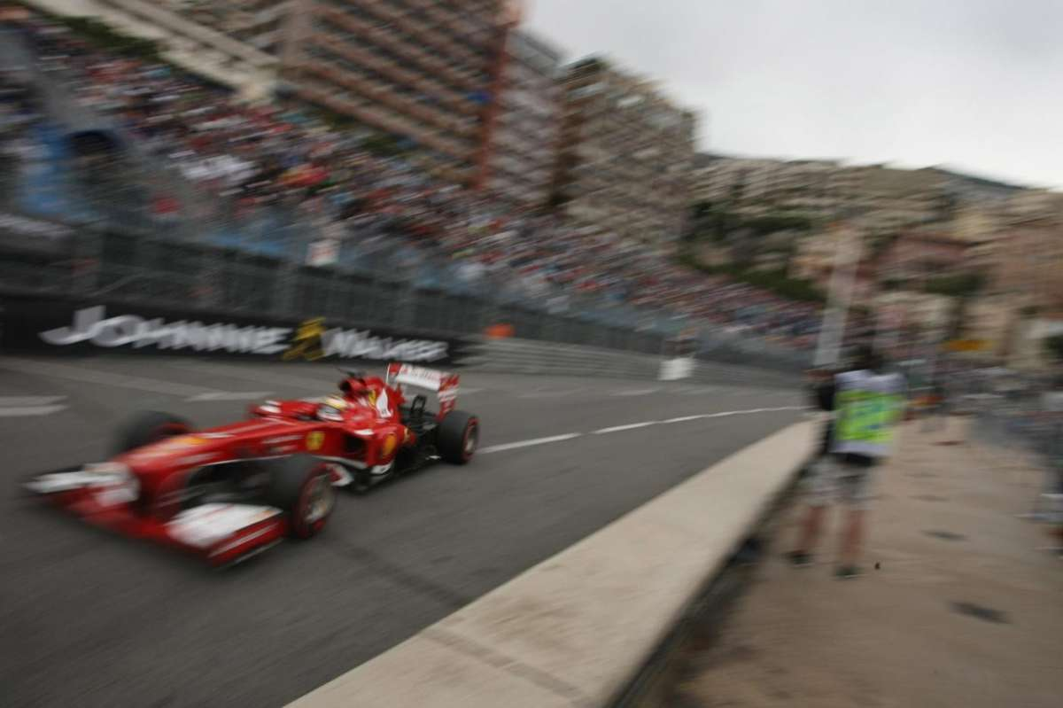 qualifiche GP Monaco F1 2013 - 09