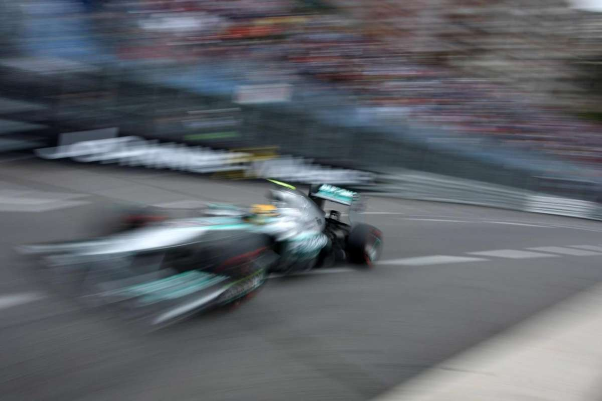 qualifiche GP Monaco F1 2013 - 10