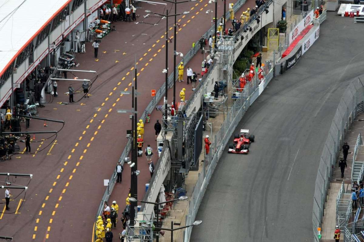 qualifiche GP Monaco F1 2013 - 11