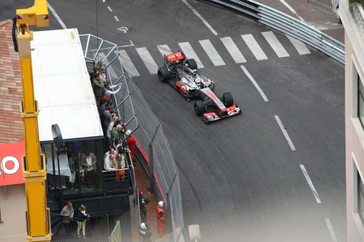 qualifiche GP Monaco F1 2013 - 12