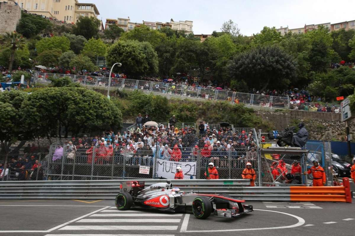 qualifiche GP Monaco F1 2013 - 26