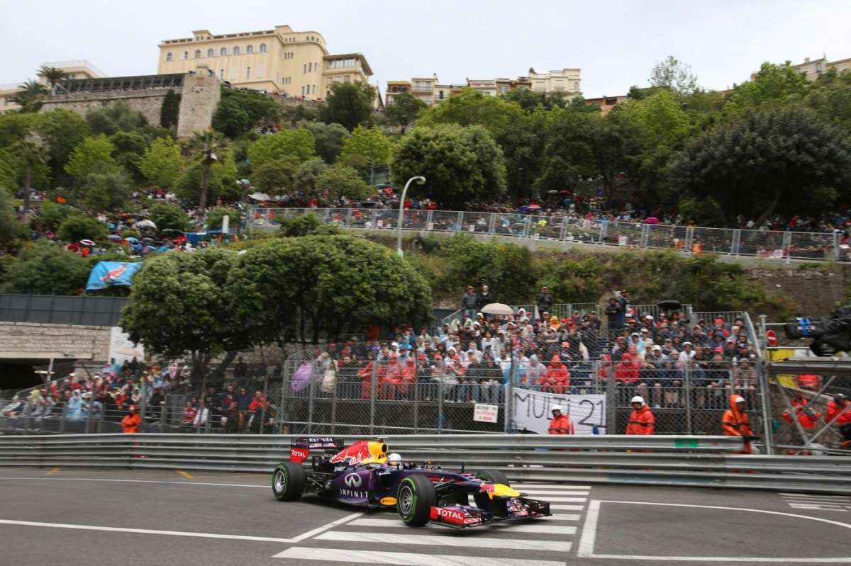 qualifiche GP Monaco F1 2013 - 28