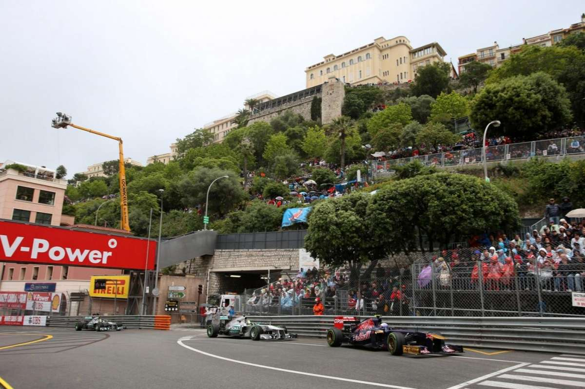 qualifiche GP Monaco F1 2013 - 30
