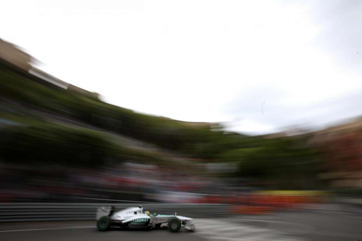qualifiche GP Monaco F1 2013 - 32