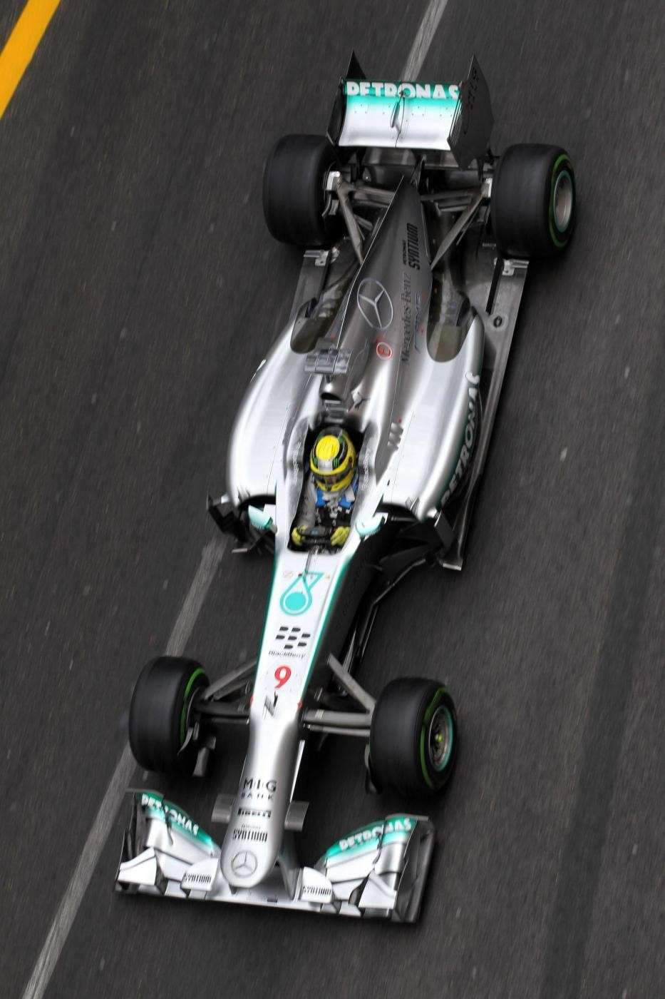 qualifiche GP Monaco F1 2013 - 36