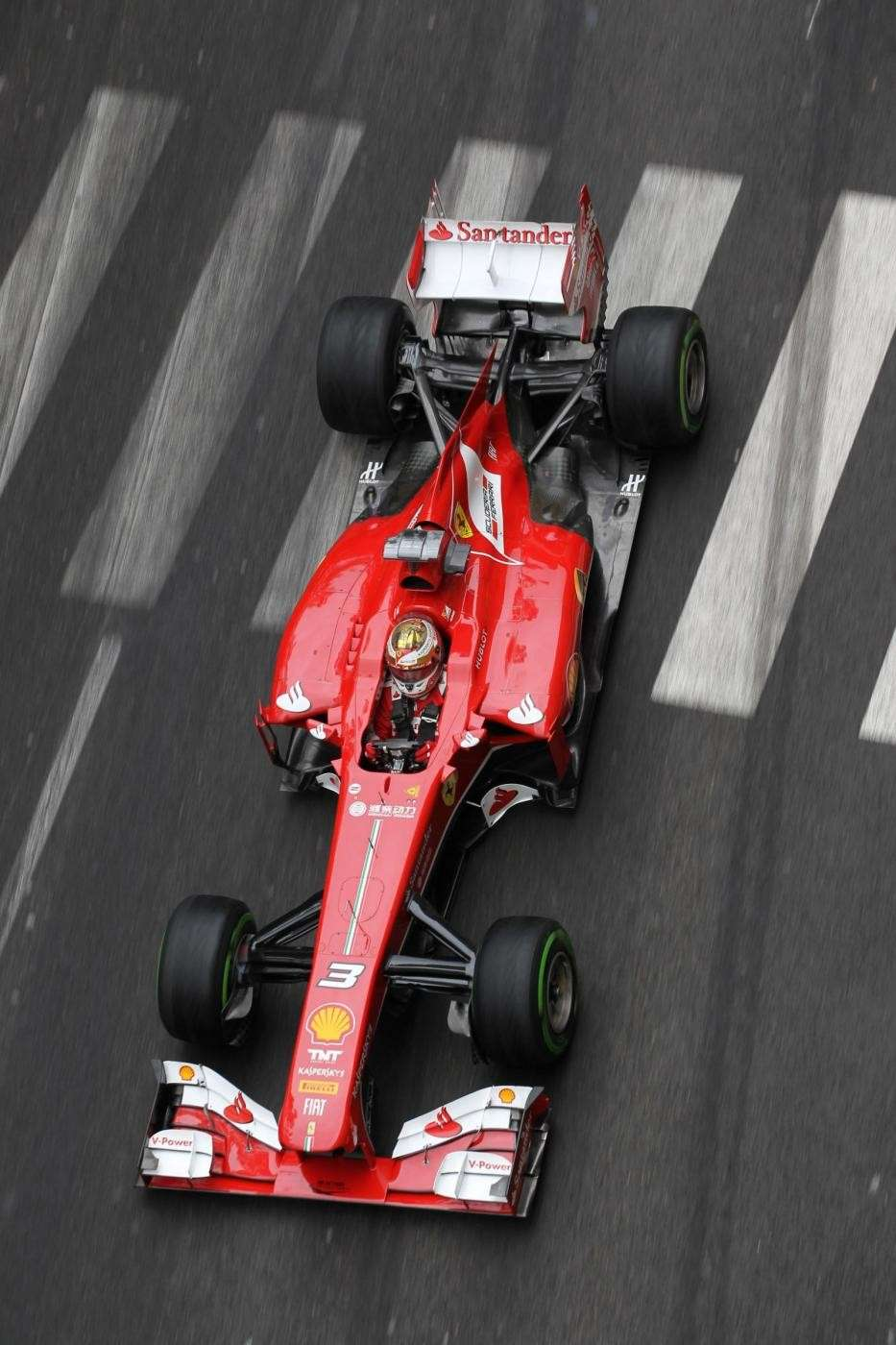 qualifiche GP Monaco F1 2013 - 37
