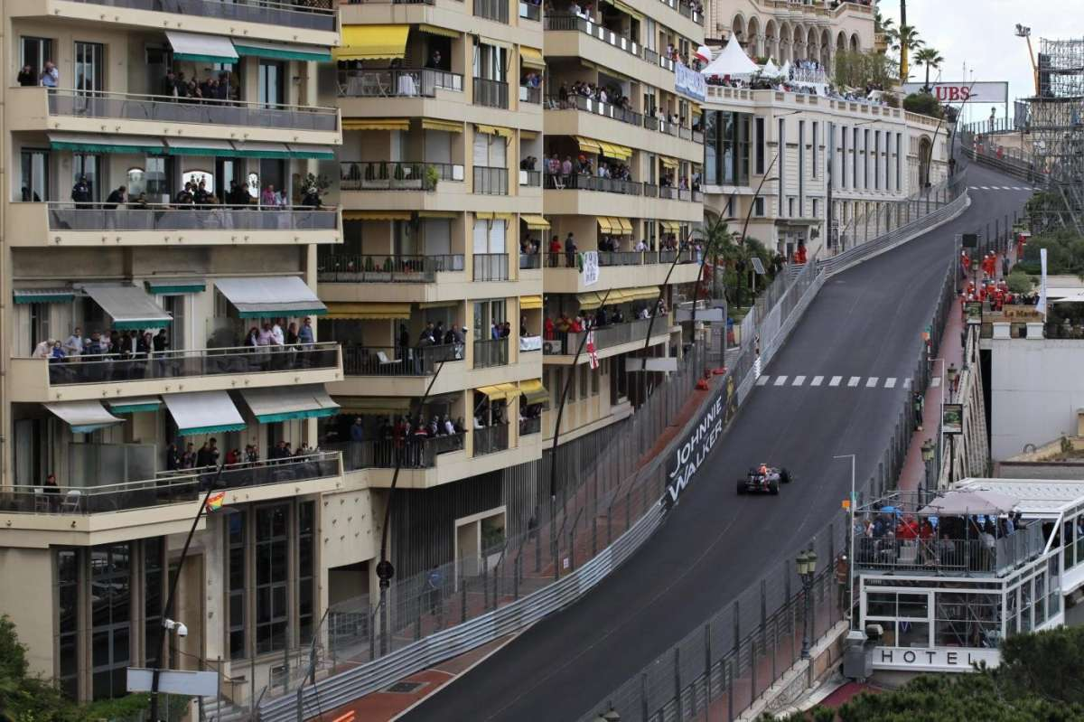 qualifiche GP Monaco F1 2013 - 38
