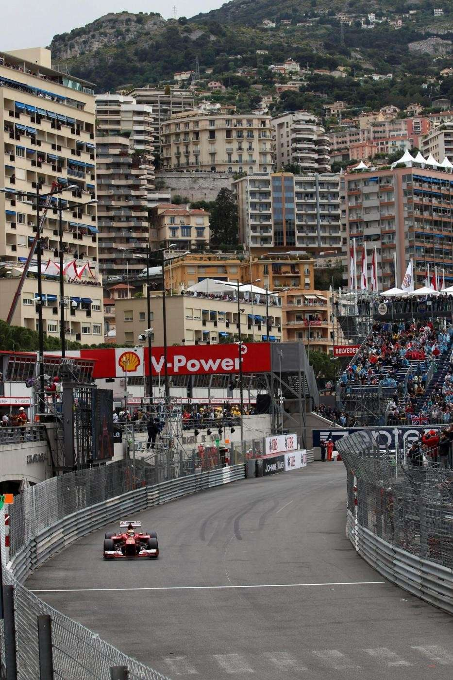 qualifiche GP Monaco F1 2013 - 49