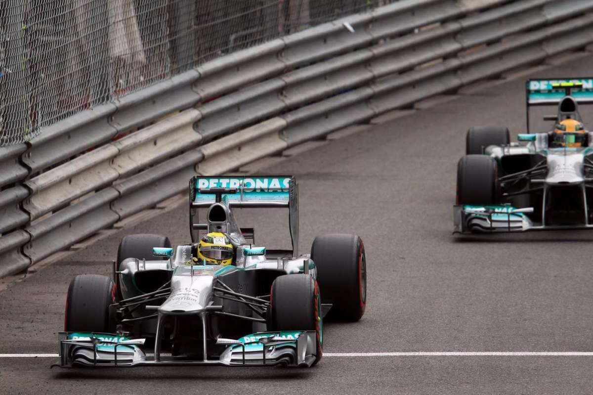 qualifiche GP Monaco F1 2013 - 50