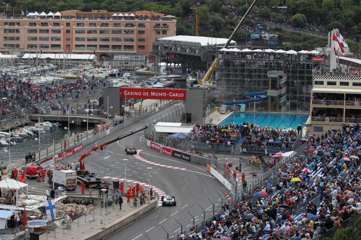 qualifiche GP Monaco F1 2013 - 51