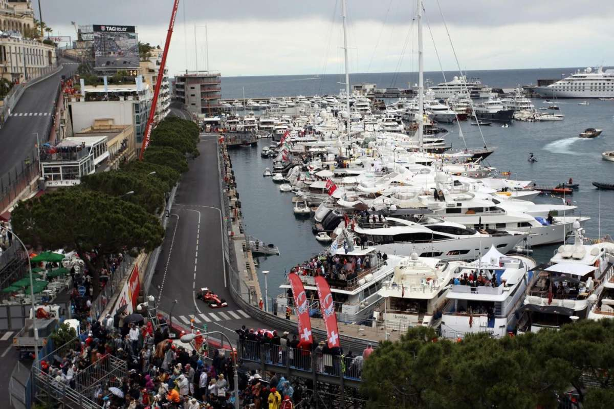 qualifiche GP Monaco F1 2013 - 52