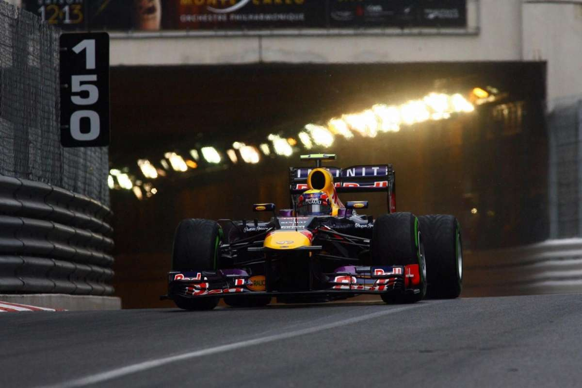 qualifiche GP Monaco F1 2013 - 53