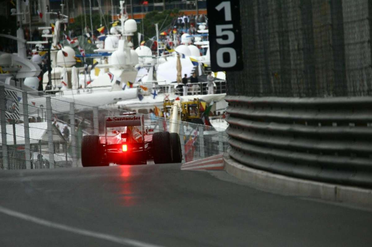 qualifiche GP Monaco F1 2013 - 57