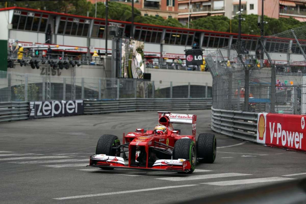 qualifiche GP Monaco F1 2013 - 63