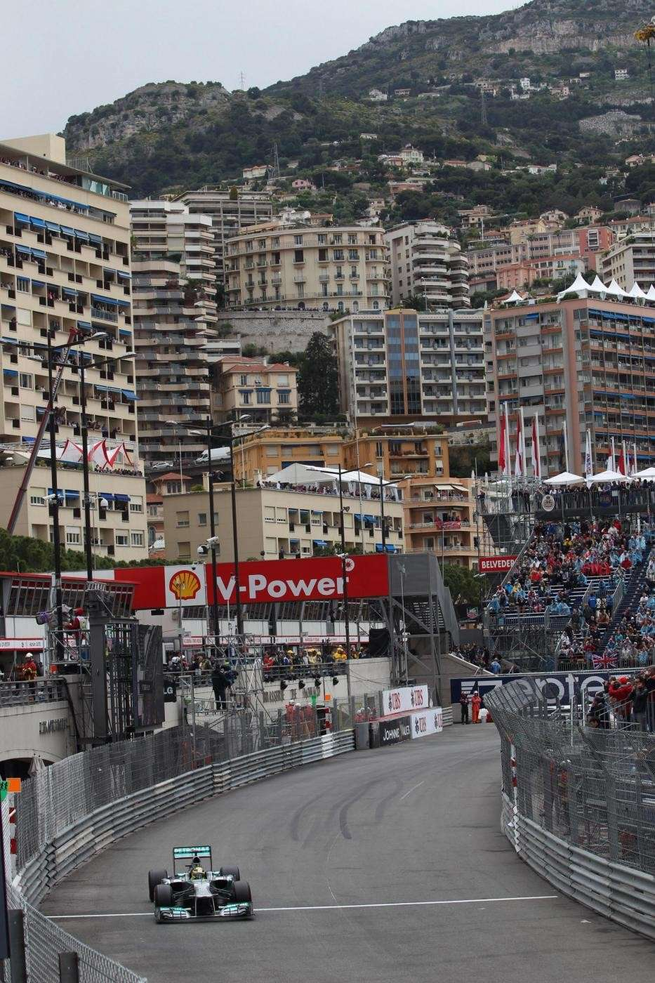 qualifiche GP Monaco F1 2013 - 66
