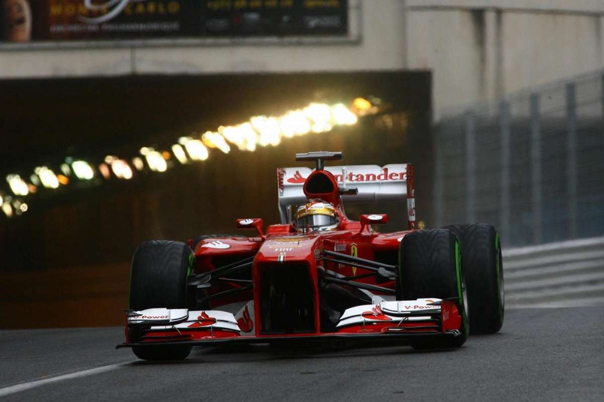 qualifiche GP Monaco F1 2013 - 67