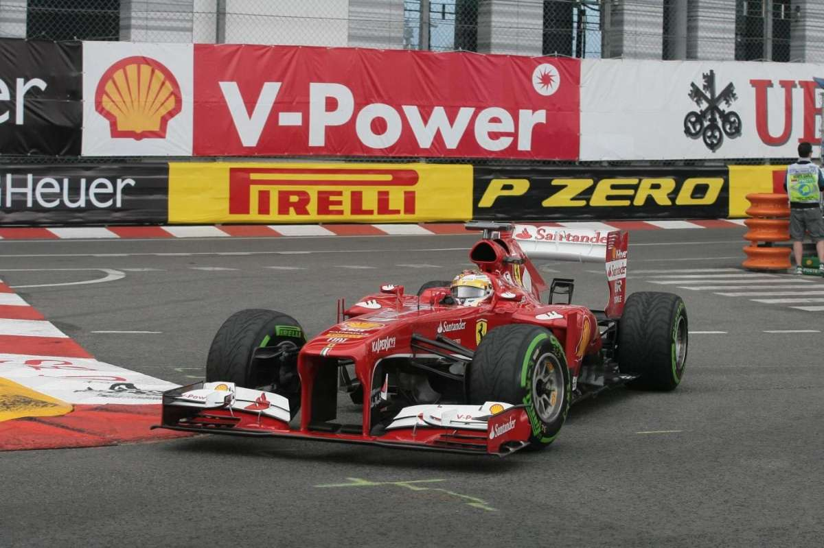 qualifiche GP Monaco F1 2013 - 68