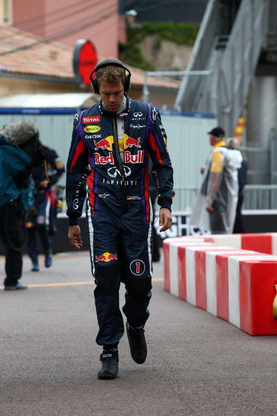 qualifiche GP Monaco F1 2013 - 71