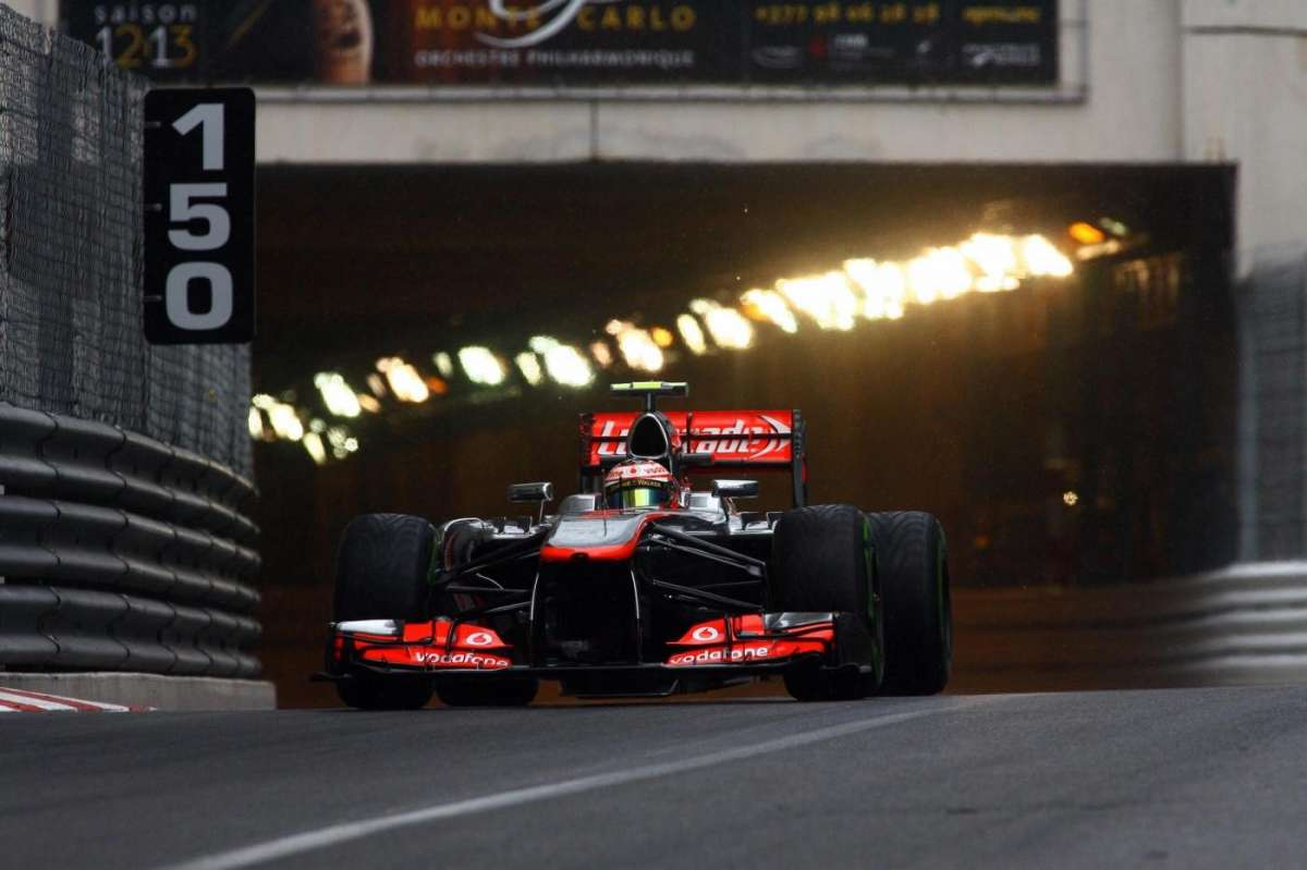 qualifiche GP Monaco F1 2013 - 72