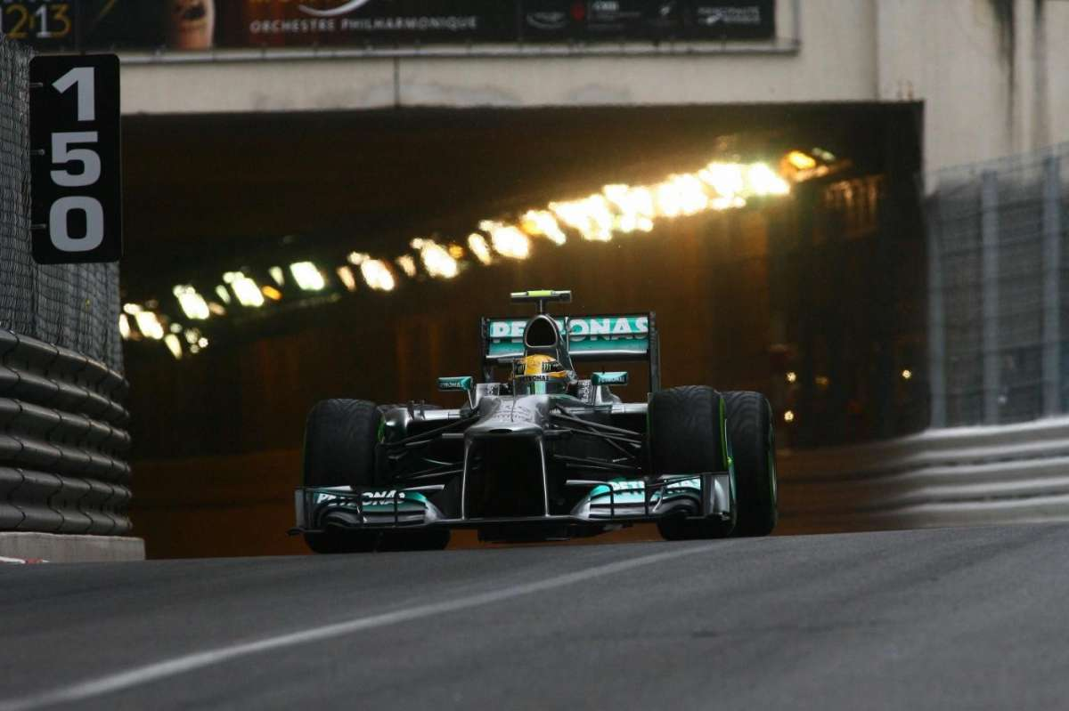 qualifiche GP Monaco F1 2013 - 76