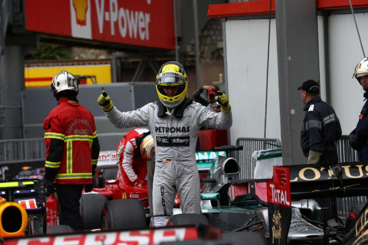 qualifiche GP Monaco F1 2013 - 80