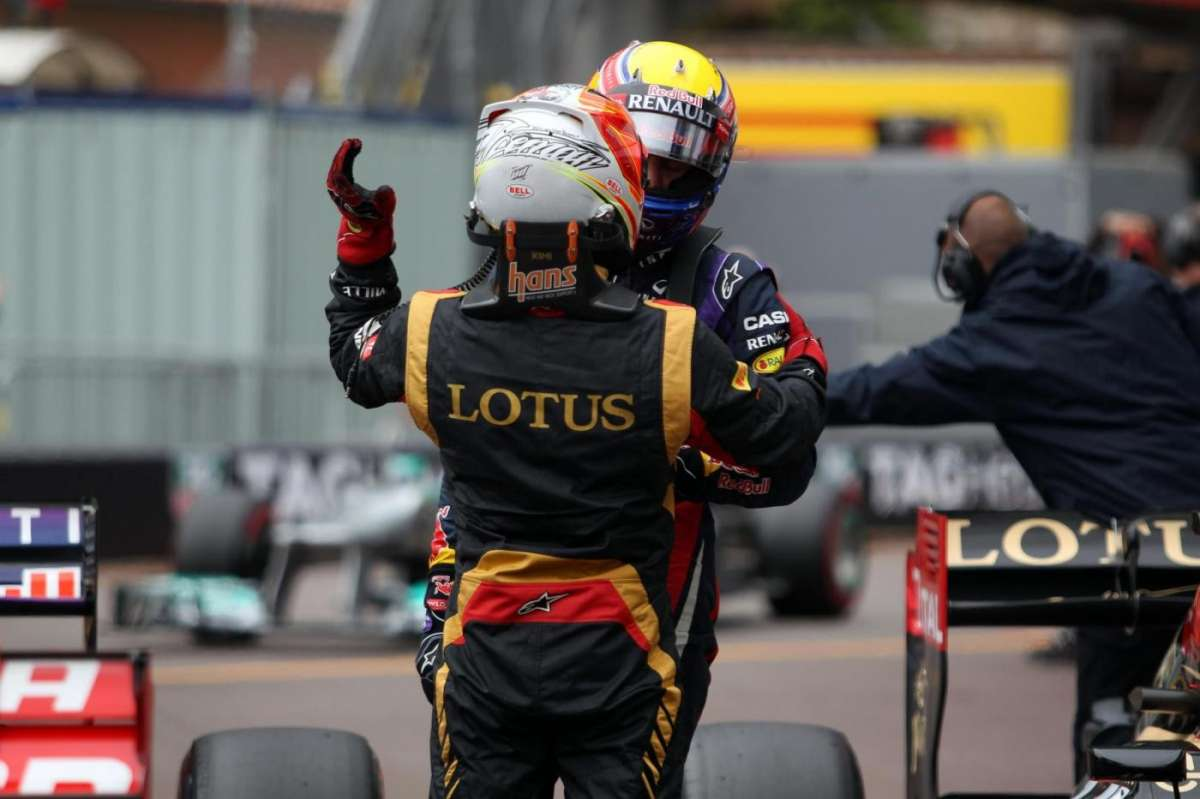 qualifiche GP Monaco F1 2013 - 83