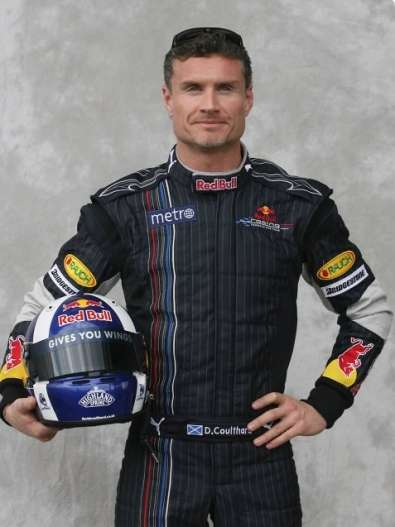 14 David Coulthard, Red Bull Racing