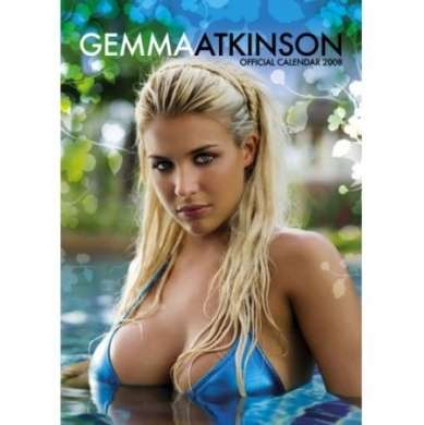 gemma Atkinson  calendario