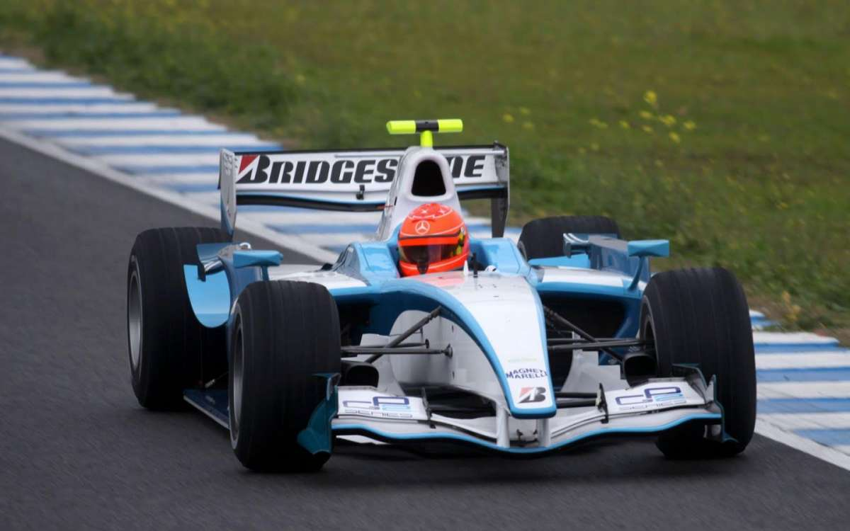 I test in GP2 2009