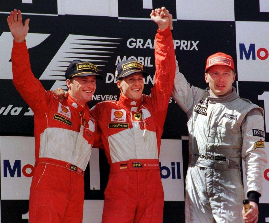 Magny Cours 1998