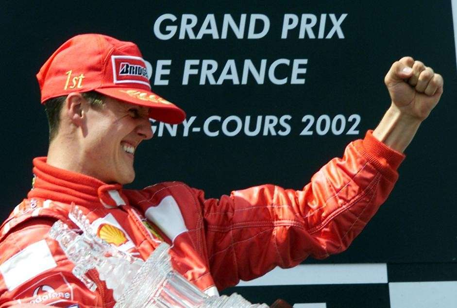 Magny Cours 2002
