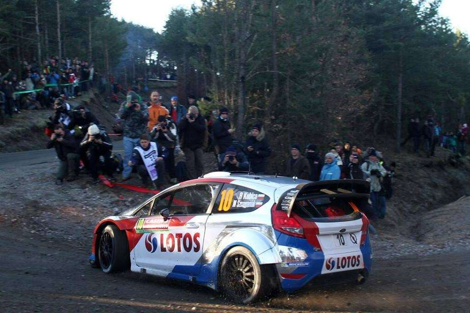 Ford Fiesta RS Kubica