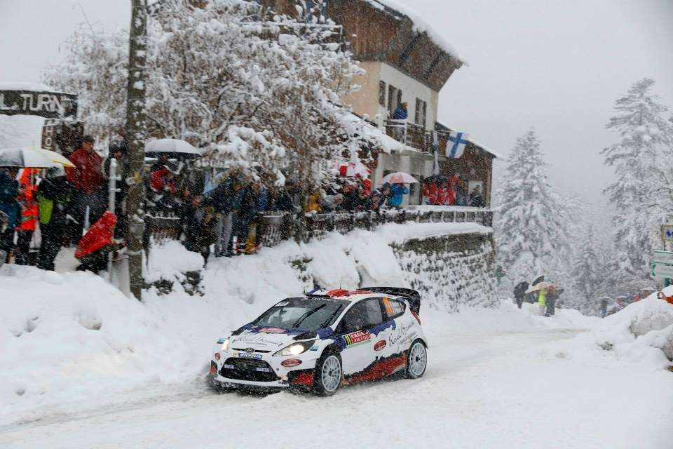 Ford Fiesta RS Rally Montecarlo 2014 (3)