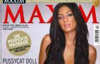 Nicole Scherzinger: in foto su Maxim