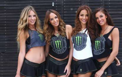 MotoGP 2015: Monster Girls