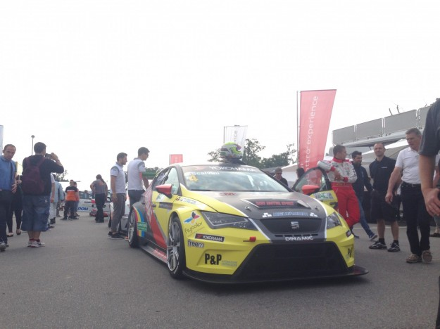 Seat Leon Cup Monza 2015