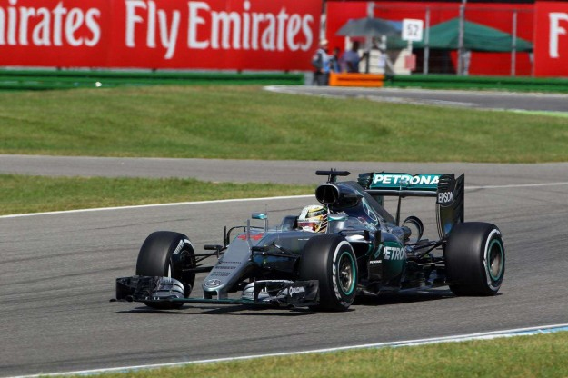 GP Germania F1 2016