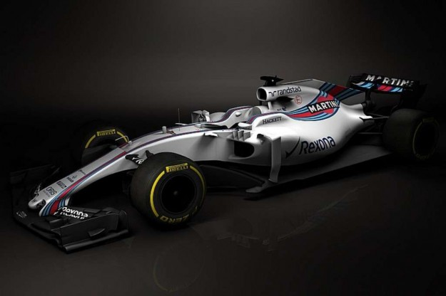 Nuova Williams F1 2017