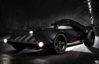 Auto di Darth Vader by Hot Wheels: supercar per l'impero di Star Wars