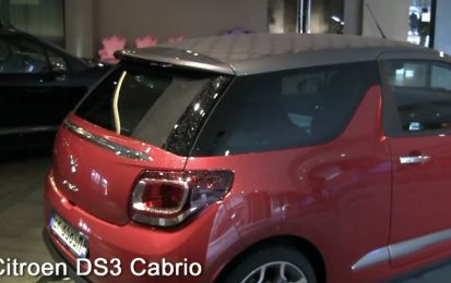 Citroen DS3 cabrio, prova su strada dell'utilitaria francese [FOTO e VIDEO]