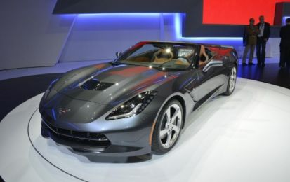 Chevrolet Corvette Stingray Cabrio: prezzo e dotazioni [FOTO e VIDEO]