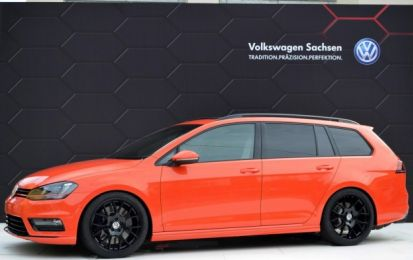 Volkswagen Golf Variant Youngster 5000, GTI camuffata da SW al Worthersee 2014