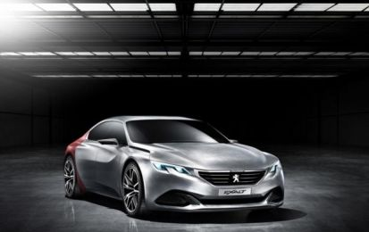 Peugeot Exalt Concept al Salone di Pechino 2014 [FOTO e VIDEO]