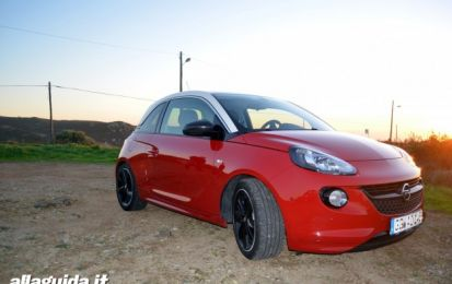 Opel Adam: allestimenti Glam, Slam e Jam [FOTO e VIDEO]